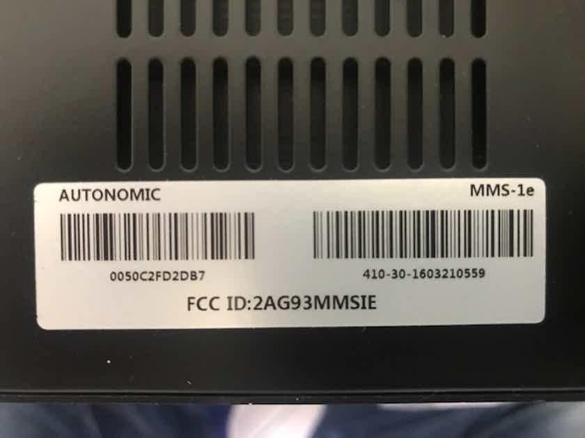 Autonomic Controls MMS1e Network Music Streamer