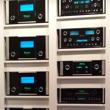 MC-501 with full McIntosh system