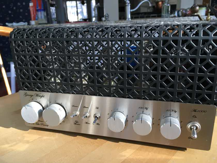 Wright Sound AG-1000 Gorgeous tube preamp with tone controls. REDUCED! Look/Pics