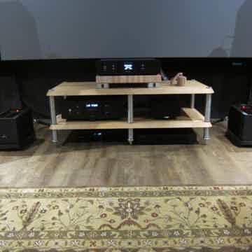 Brinkmann Audio mono blocks