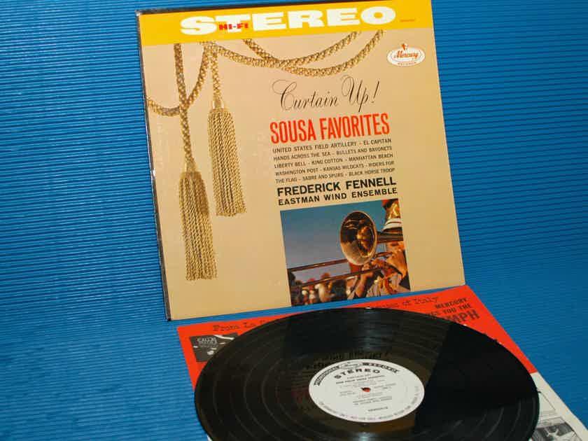 "SOUSA / Fennell  - ""Sousa Favorites"" -  Mercury Living Presence Promo 1st Pressing!"