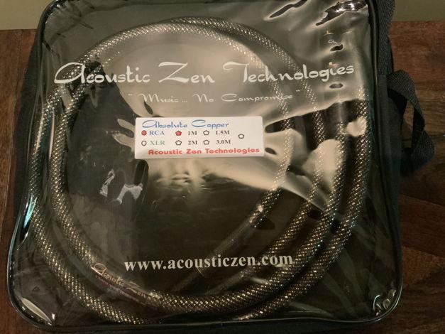 Acoustic Zen
