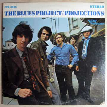 The Blues Project - Projections - Reissue 1967 Verve Fo...