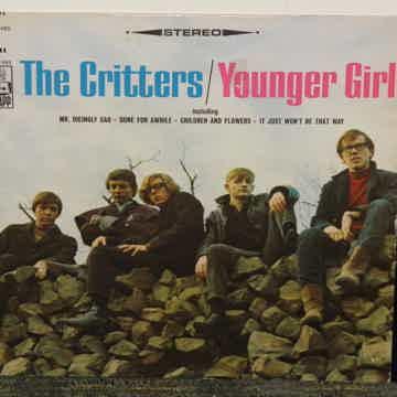 """The Critters - """"Younger Girl"""" KAPP KS-3485 STEREO Orig ..."""