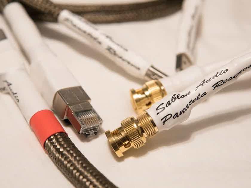 Sablon Audio Reserva Audio Bacon review of digital loom