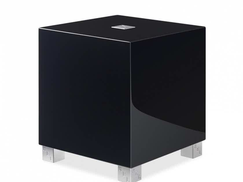 REL T5i Gloss Black Subwoofer - Nearly Brand New