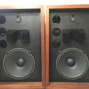 JBL Studio Monitors - Front View w/o Grilles