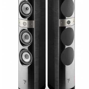 FOCAL Electra 1028-Be Tower Speakers (Black Ash): NEW-I...