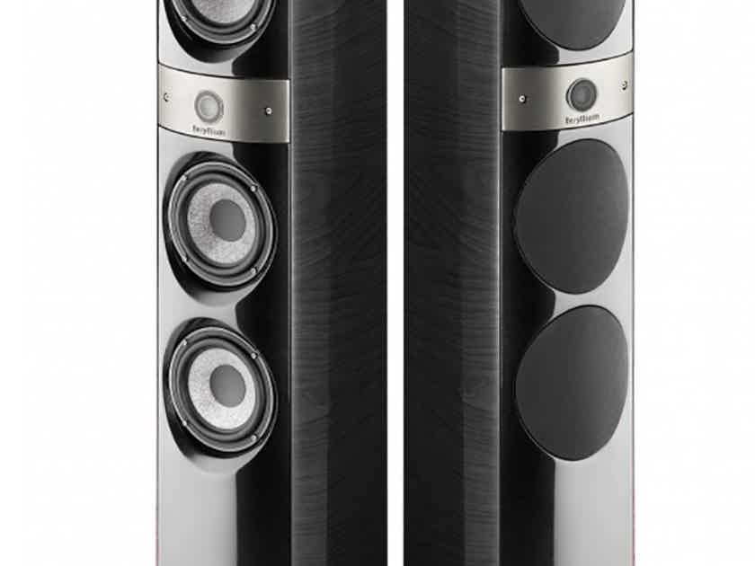 FOCAL Electra 1028 Be 2 Tower Speakers (Black Ash): MINT Condition In-Store Demo; 5 yr Warranty; 50% Off - LAST PAIR !