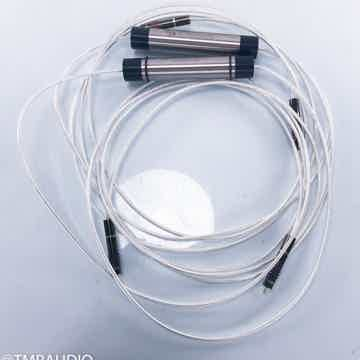 High Fidelity Cables CT-1 Ultimate Reference RCA Cables