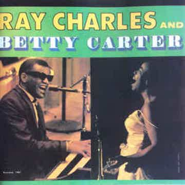 Ray Charles And Betty Carter With The Jack Halloran Singers