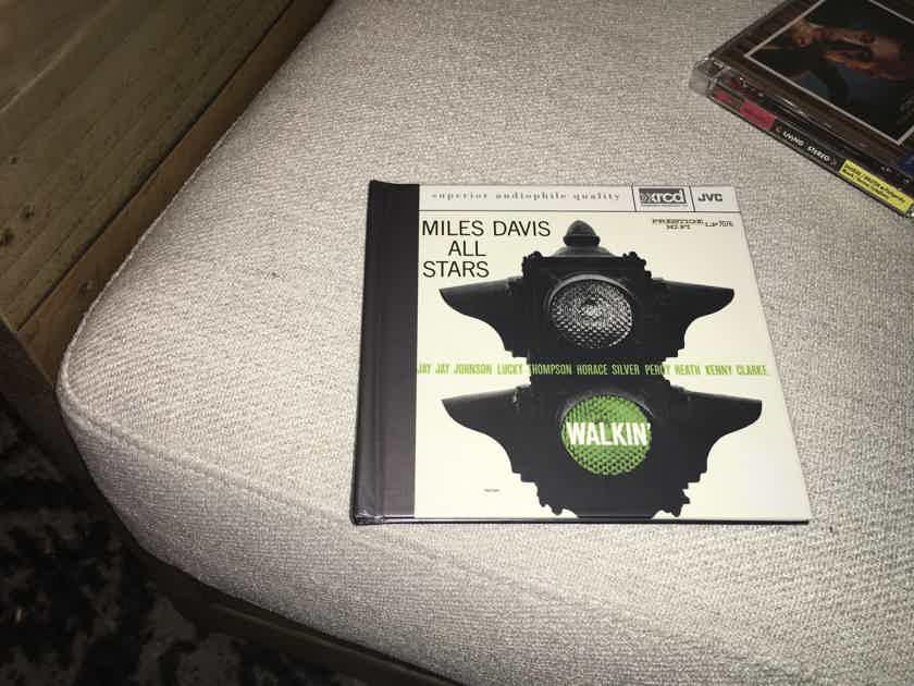 Miles Davis All Stars - Walkin' XRCD