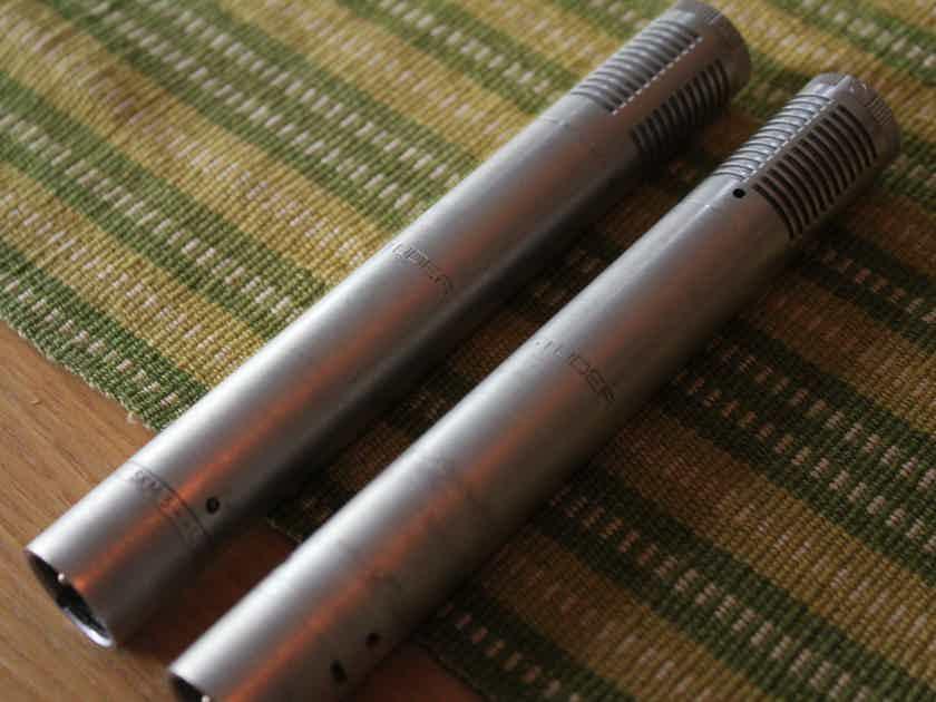 Schoeps MK6 Multipattern Capsule