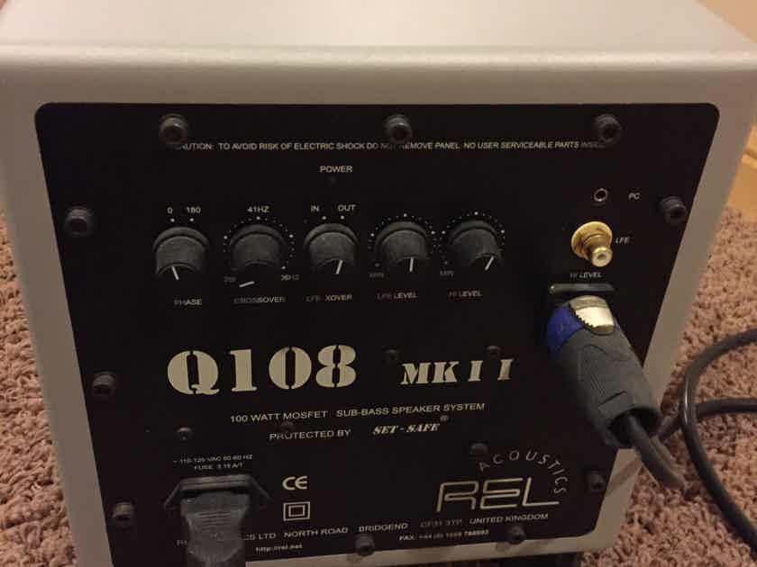 REL Acoustics Q-108 MkII