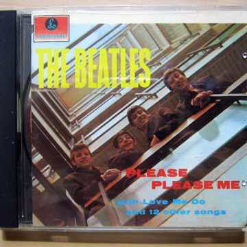 The Beatles - Please Please Me  - 1992 Mono Reissue Cap...