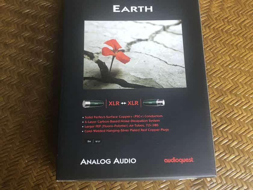 AudioQuest Earth 5m XLR Single