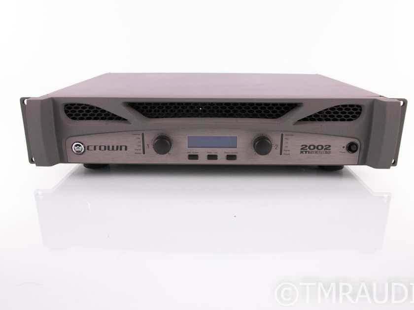 Crown XTi 2002 Stereo Power Amplifier (18983)