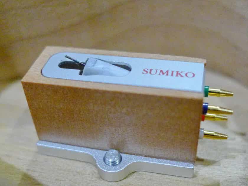 Sumiko Pearwood Celebration II MC phono cartridge. Brandnew. Free worldwide shipping !