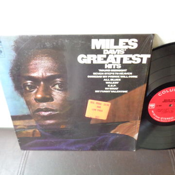 Greatest Hits - ORIGINAL PRESS 2-EYE NM