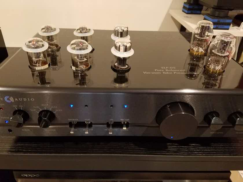 Cary Audio SLP-05 - Ultimate Upgrade - Extras
