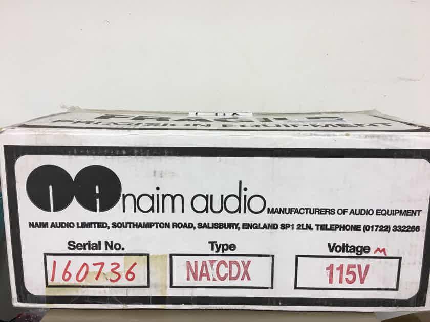 Naim Audio CDX