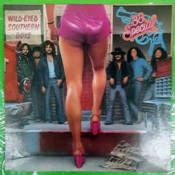 38 Special - Wild-Eyed Southern Boys1980 NM Vinyl LP  A...