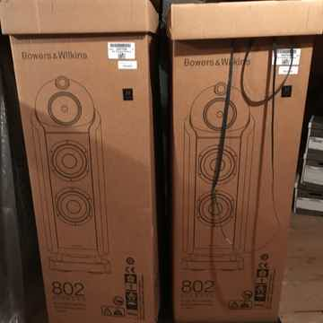 Bowers and Wilkins 802D2