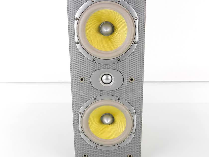 B&W LCR600 S3 Bookshelf / LCR / Center Speaker; Single; Oak Sorrento (19722)