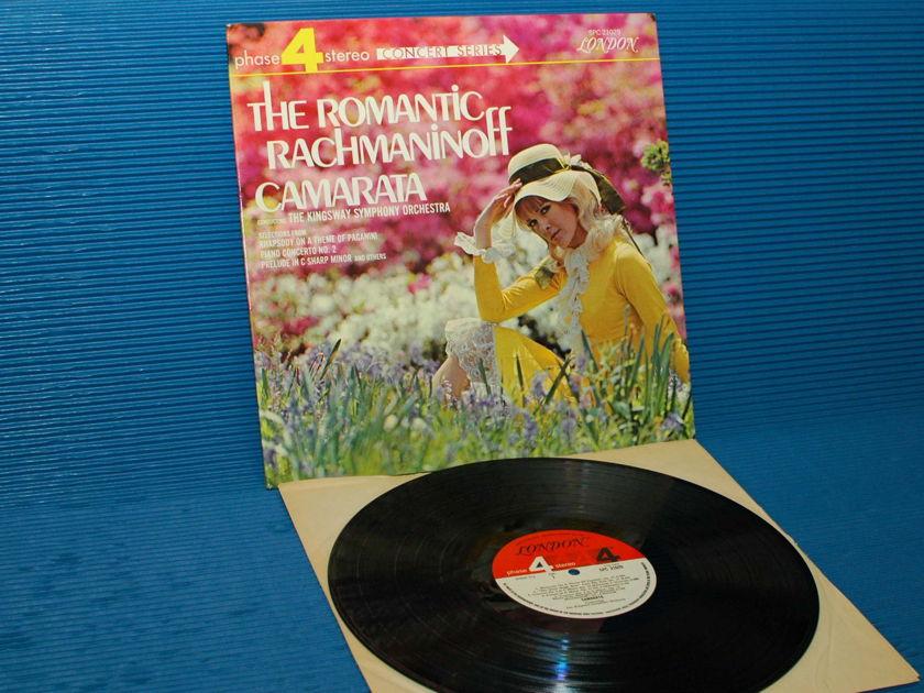 "RACHMANINOFF / Camarata   - ""The Romantic Rachmaninoff"" -  London Phase 4 1968"