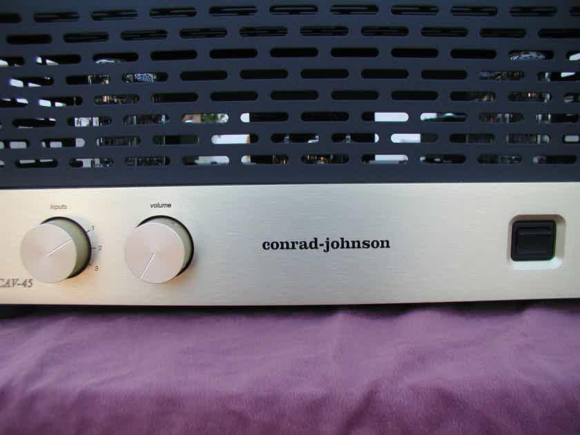 Conrad Johnson CAV45 Series 2 BEST