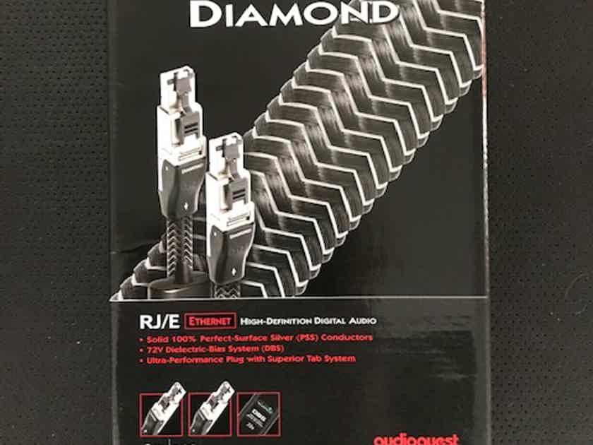 AudioQuest Diamond RJ/E Ethernet Cable  8 Meter