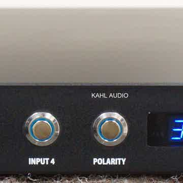 REFERENCE LINE PREAMP