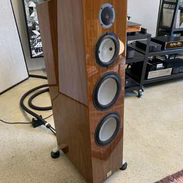 Marten Design Heritage Bird 2 Floorstanding Speakers in...