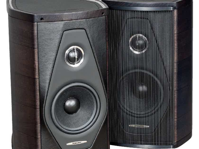 Sonus Faber Olympica I - Stunning Graphite Maple Finish