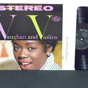 Vaughan and Violins Mercury STEREO Orig