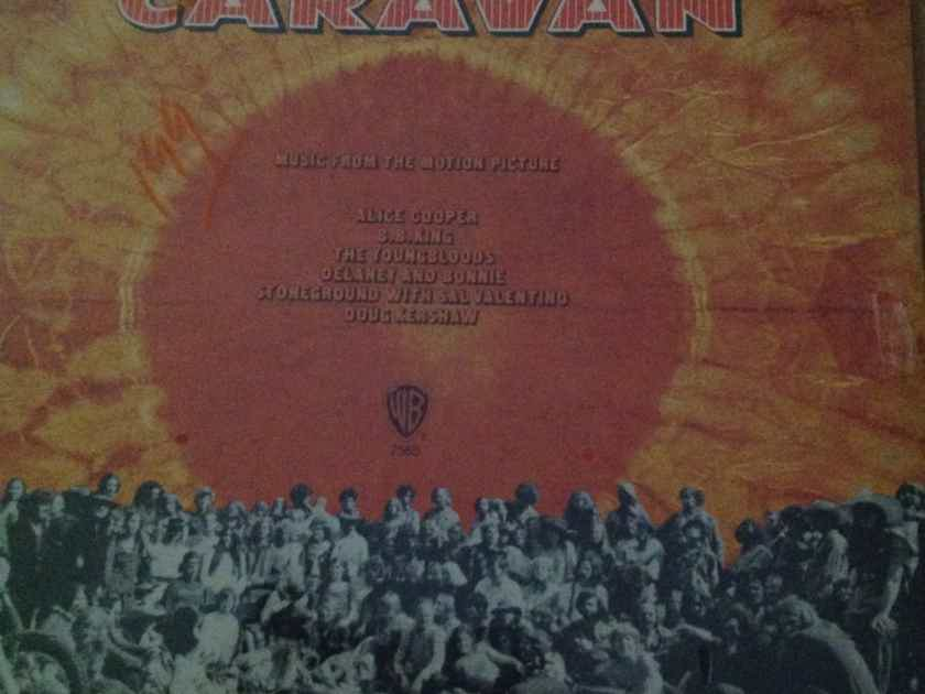 Soundtrack  - Medicine Ball Caravan Warner Brothers Sealed LP Alice Cooper B.B. King Youngbloods