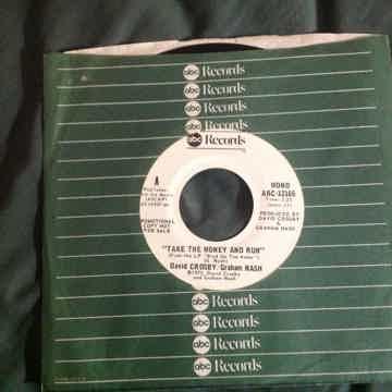 David Crosby Graham Nash - Take The Money And Run ABC R...