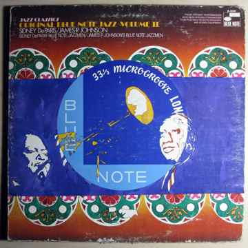 Sidney DeParis' Blue Note Jazzmen / J. P. Johnson - Or...