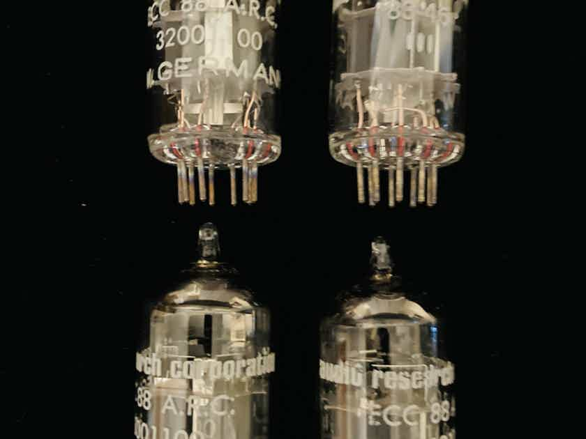 Audio Research Matched Set 6DJ8/ECC88 Tubes