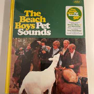 The Beach Boys: Pet Sounds – 50th Anniversary Collector...
