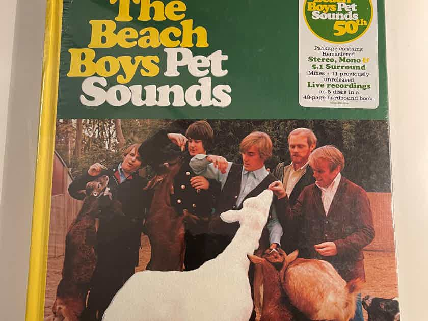 The Beach Boys: Pet Sounds – 50th Anniversary Collectors Edition