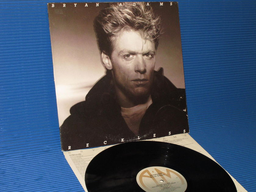 "BRYAN ADAMS   - ""Reckless"" -  A&M 1984"
