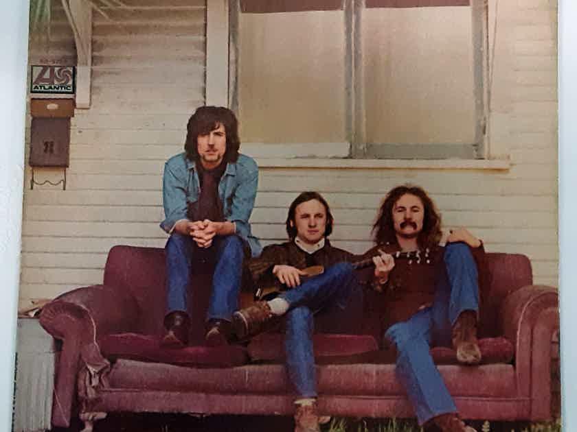 Crosby, Stills & Nash - Crosby, Stills & Nash EX- Original Textured Gatefold Vinyl LP 1969  Atlantic SD-8229