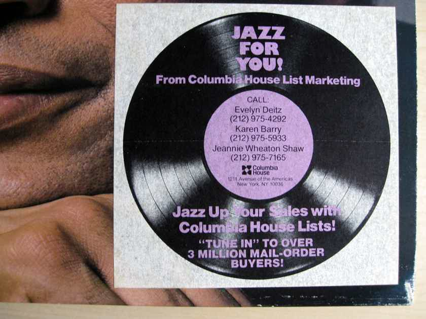 Jarreau - Jarreau - 1983 Club Edition Promo Warner Bros. Records 9 W1-23801