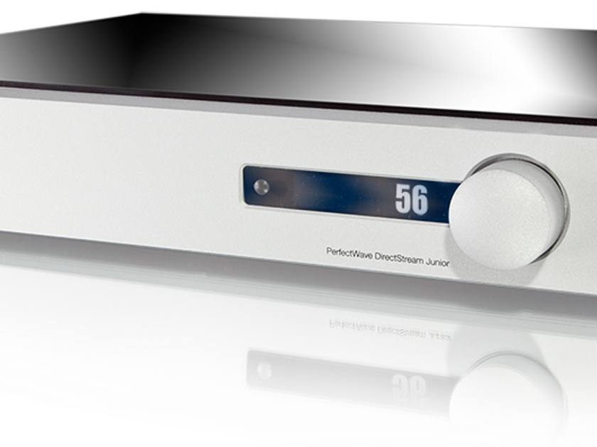 PS Audio DirectStream Junior 20X DSD decoding with full MQA and ROON capable