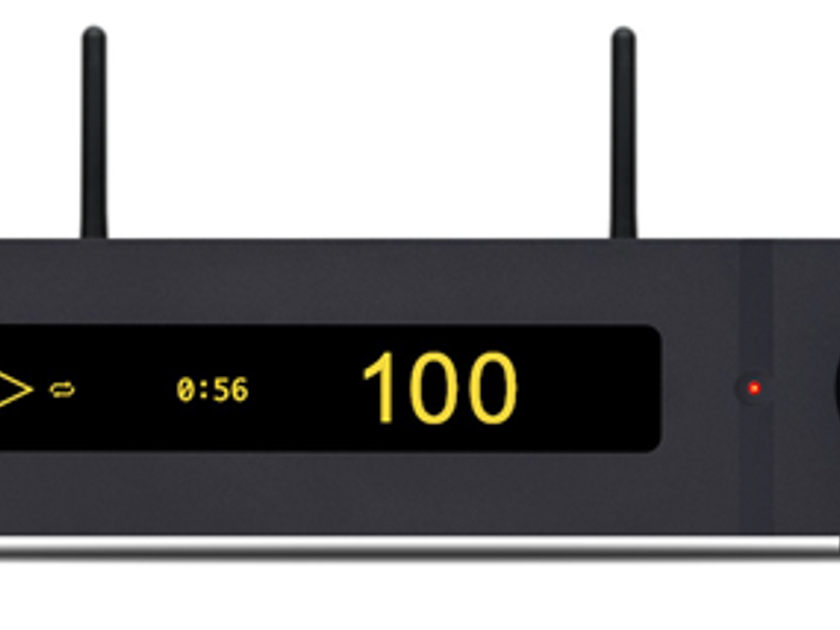 Auralic Polaris Integrated amp/server, streamer, DAC w.phono