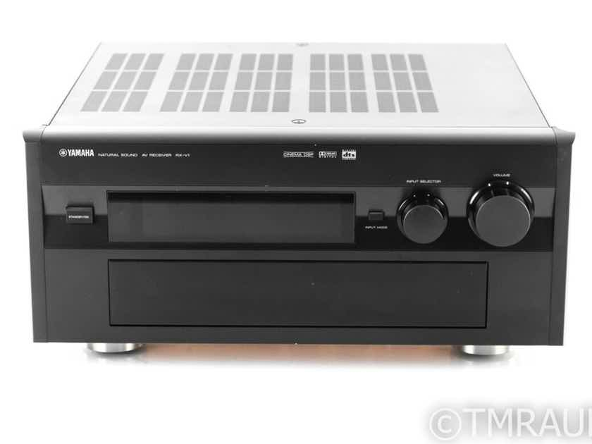 Yamaha RX-V1 6.1 Channel Home Theater Receiver; RXV1; Remote (22771)