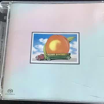 The Allman Brothers Band - Eat A Peach - Hybrid SACD