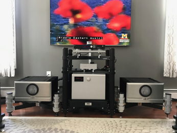 Magico S5 MK II Speakers - Soulution 530 Integrated - Bricasti M1SE DAC - Stage III & Echole Cables