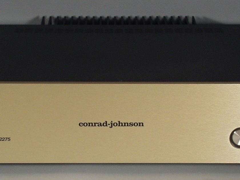 Conrad Johnson MF2275 with Full Warranty